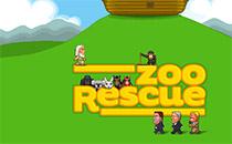 Jeu Evan Le Tout Puissant - Zoo Rescue