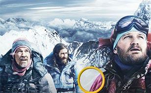 Jeu Everest - Lettres cachées