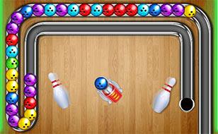 Jeu Extreme Bowling Blast