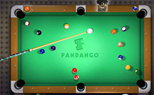 Jeu Fandango Pool