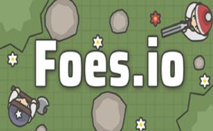 Jeu Foes.io