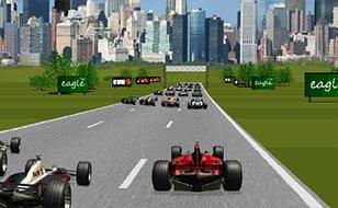 Jeu Formula Racer