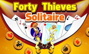 Jeu Forty Thieves Solitaire