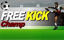 Jeu Free Kick Champ