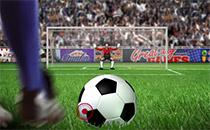 Jeu Freekick Football