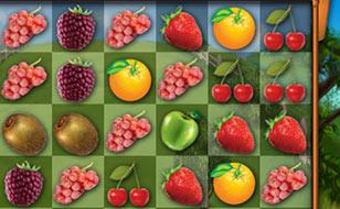 Jeu Fresh Fruit Gold Match