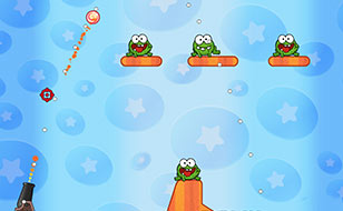 Jeu Frog Love Candy