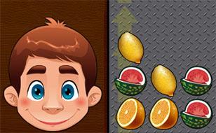 Jeu Fruit Crazy