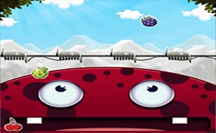 Jeu Fruity Monster