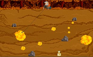 Jeu Gold Miner Special Edition