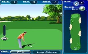 Jeu Golf Master 3D