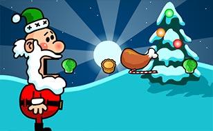Jeu Gros Père Noël