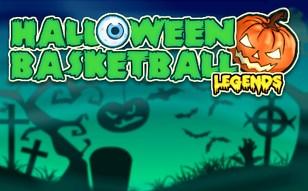 Jeu Halloween Basketball Legends