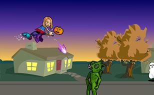 Jeu Halloween Hocus Pocus
