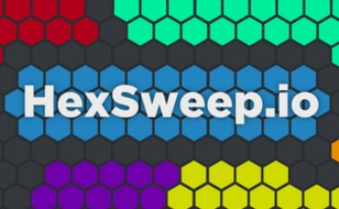 Jeu HexSweep.io