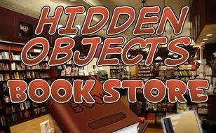 Jeu Librairie - Objets cachés