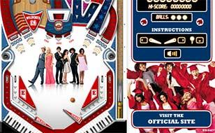 Jeu High School Musical 3 Pinball