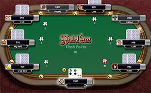 Jeu Holdem Flash Poker