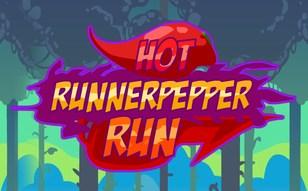 Jeu Hot Runner Pepper Run