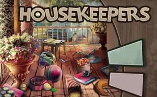 Jeu Housekeepers