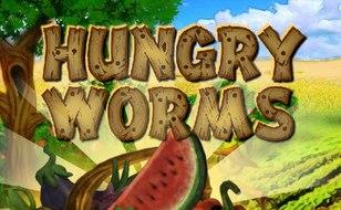 Jeu Hungry Worms