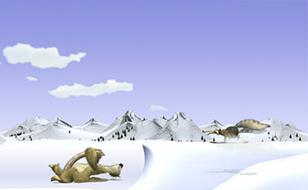 Jeu Ice Age - Scrat Jump