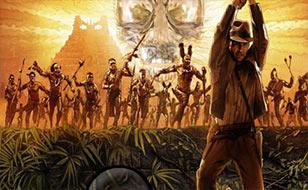 Jeu Indiana Jones - Chiffres cachés
