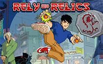 Jeu jackie Chan - rely on relics