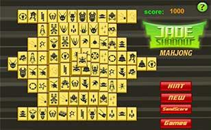 Jeu Jade Shadow Mahjong
