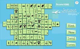 Jeu Jet Set Mahjong