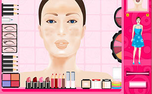 Jeu Jeu de maquillage - Make Up Wonders