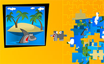 Jeu Jigsaw Puzzle Paradise Island