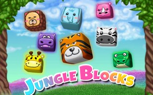 Jeu Jungle Blocks