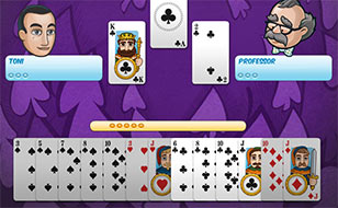 Jeu King Of Spades