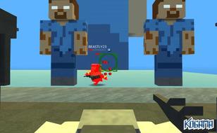 Jeu Kogama: Minecraft