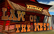 Jeu Law Of The West