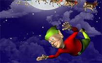 Jeu Le Noël de Merlin 2