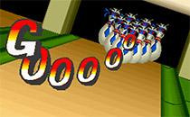 Jeu League Bowling