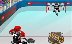 Jeu Lego Hockey