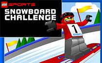 Jeu Lego Snowboard