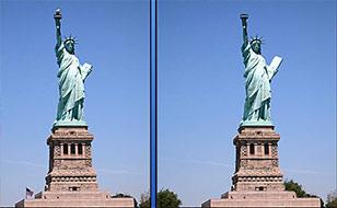 Jeu Les différences - Monuments grandioses