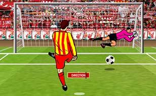 Jeu Liverpool FC Euro Penalty Challenge