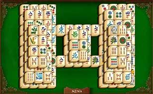 Jeu Mahjong Azteque