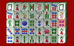 Jeu Mahjong World