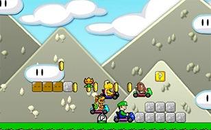 Jeu Mario Racing Tournament