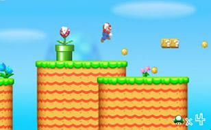 Jeu Marios Adventure 2