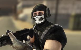 Jeu Masked forces