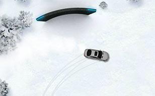 Jeu Mercedes Drift