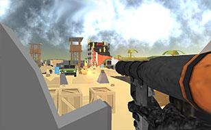 Jeu Military Wars 3D