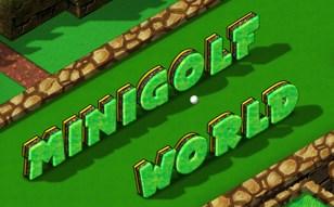 Jeu Mini Golf World